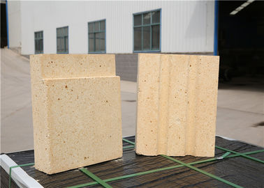 Fire Resistant High Alumina Refractory Bricks Resistant To Corrosion HengYu